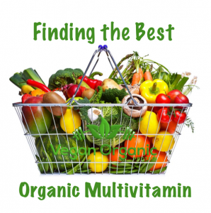 Best Organic Multivitamin