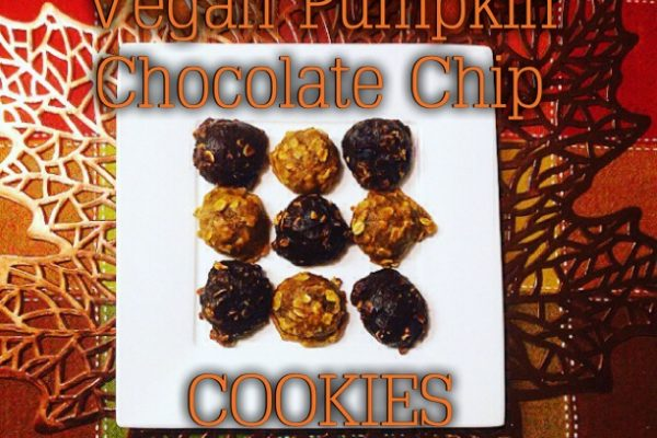 Vegan Oatmeal Chocolate Chip Cookies – Two Ways!